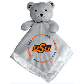 Gray Security Bear - Oklahoma State University
