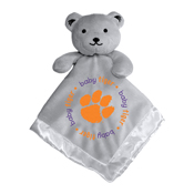 Gray Security Bear - Clemson University