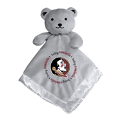 Gray Security Bear - Florida State University