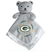 Gray Security Bear - Green Bay Packers