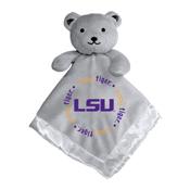 Gray Security Bear - Louisiana State University