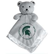 Gray Security Bear - Michigan State University