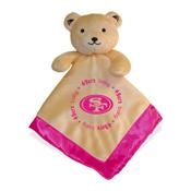 Security Bear - San Francisco 49ers Pink