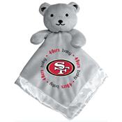 Gray Security Bear - San Francisco 49ers