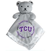 Gray Security Bear - Texas Christian University