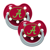Pacifier (Bulk 6 Pack) - Alabama, University of