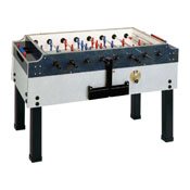 Garlando Olympic Outdoor Coin Operated Foosball Table