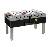 Garlando Olympic Silver Coin Operated Foosball Table (Indoor)