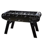 Ren Pierre Match Foosball Table in Black