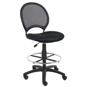 Boss Mesh Drafting Stool