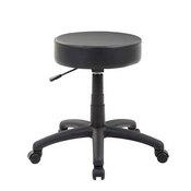 The DOT stool, Black Vinyl