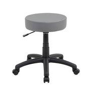 The DOT stool, Gray Vinyl