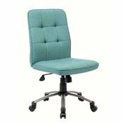 Modern Office Chair - Green