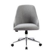 Boss Carnegie Desk Chair - Grey