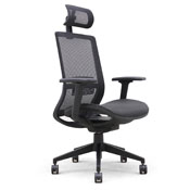 Boss Mesh Chair, The Breeze w/ Headrest