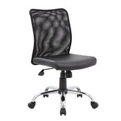 Boss Budget Mesh Task Chair, B6115C-CS