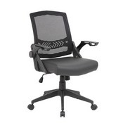 Boss Mesh Flip Arm Task Chair