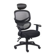 Boss Multi-Function Mesh Task Chair w/Headrest