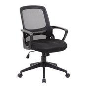 Boss Mesh Task Chair, Black