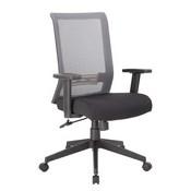 Boss Mesh Task Chair - Black/Gray