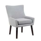 Boss Accent Chair, Granite, B769W-GR