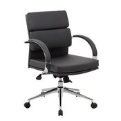 Boss CaressoftPlus Executive Series in Black