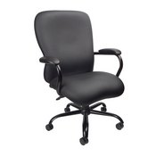 Boss Heavy Duty CaressoftPlus Chair - 400 Lbs.