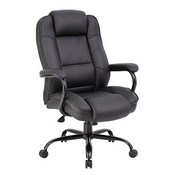 Boss Heavy Duty Executive Chair - 400 lbs