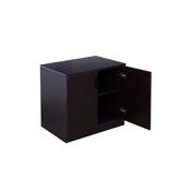 Boss Storage Cabinet - Mocha