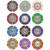 Mint Series 13.5 Gram Poker Chips