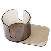 Poker Table Jumbo Plastic Cup Holder with Cutout