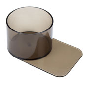 Poker Table Jumbo Plastic Cup Holder without Cut Out
