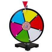 12Inch Color Dry Erase Prize Wheel
