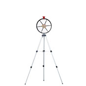 12Inch White Dry Erase Prize Wheel w/ Floor Stand