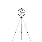 12Inch White Dry Erase Prize Wheel w/ Floor Stand