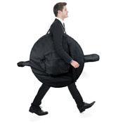 36'' Prize Wheel Carry Bag