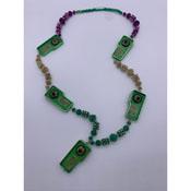 48 inch Mardi Gras Beads Roulette
