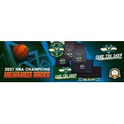 Milwaukee Bucks 2021 NBA Champions