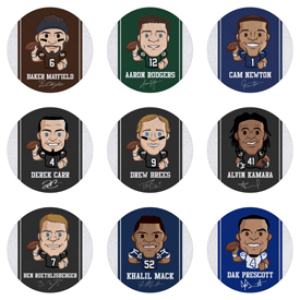 NFL Players Products