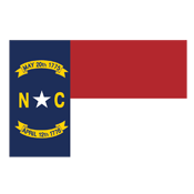 State of NC Flag