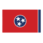 State of TN Flag