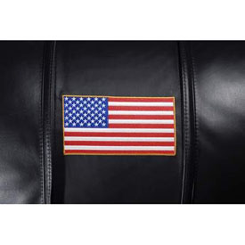 American Flag Logo Panel