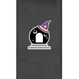 Batty Ghostly Goblin Halloween Logo Panel