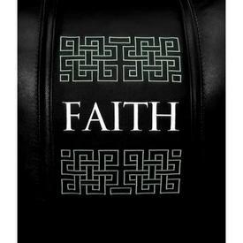 Faith Deco Horizontal Sage Logo Panel