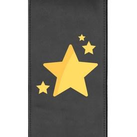 Gold Star Logo Panel