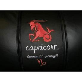 Capricorn Red Logo Panel