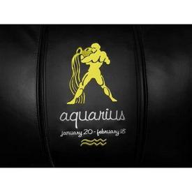 Aquarius Yellow Logo Panel