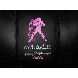 Aquarius Pink Logo Panel