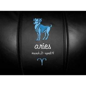 Aries Blue Logo Panel