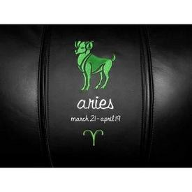 Aries Green Logo Panel